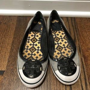Tory Burch Sneakers Size 7.5.